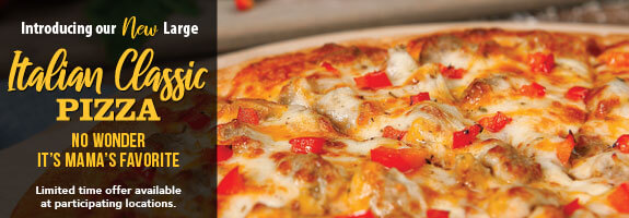 Pizza Places Open On Christmas Day Near Me.Godfather S Pizza A Pizza You Can T Refuse Homepage